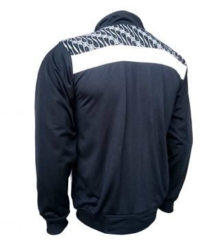 Jaket Batik Black Nickel